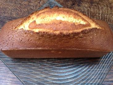 Cake au citron Pierre Hermé